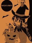 WITCH'S PARTY